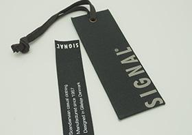 布质吊牌B0019